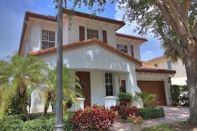 Palm Beach Gardens Single Family Home For Sale: 425 Pumpkin Drive