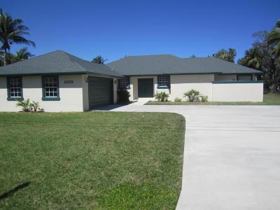 Jupiter Single Family Home For Sale: 103 Old Jupiter Beach Road