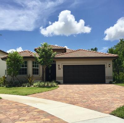 Jupiter Single Family Home For Sale: 7170 Limestone Cay Road