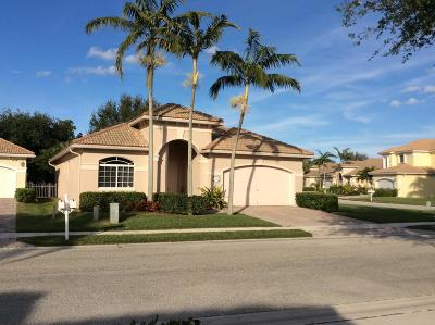 West Palm Beach Single Family Home For Sale: 8595 Plum Cay