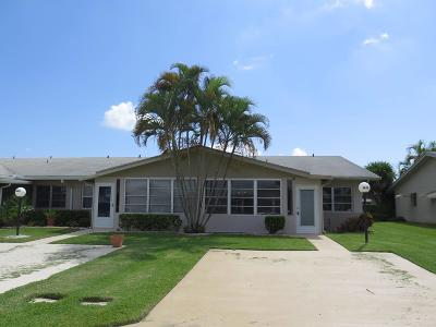 West Palm Beach Single Family Home For Sale: 3442 Christopher Street