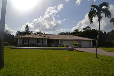 Boynton Beach Single Family Home For Sale: 8335 Mizzen Drive