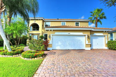 Lake Worth Single Family Home For Sale: 6080 C Durham Drive