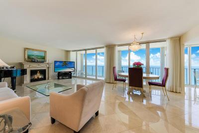 Ocean Towers, Ocean Towers Condominium, Ocean Towers South Condo Apts Condo For Sale: 2800 S Ocean Boulevard #15-C
