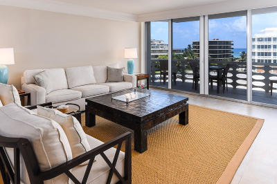 Palm Beach Condo For Sale: 130 Sunrise Avenue #503