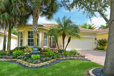 Lake Worth Single Family Home For Sale: 8127 Playa Del Sur Boulevard
