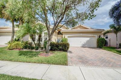 Boynton Beach Single Family Home For Sale: 11160 Ihilani Way