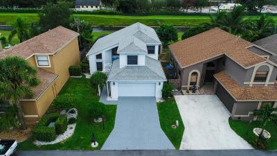 Boca Raton Single Family Home For Sale: 8622 Kimble Way Way