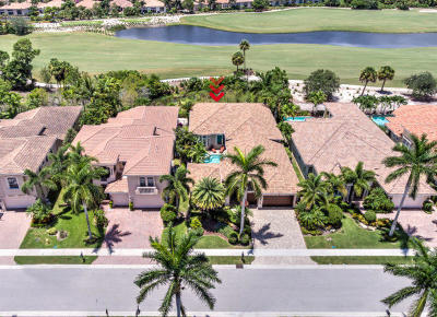 Palm Beach Gardens Single Family Home For Sale: 321 Charroux Drive