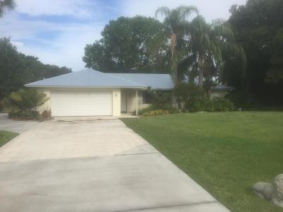 Stuart Rental For Rent: 2436 NW Everglades Boulevard
