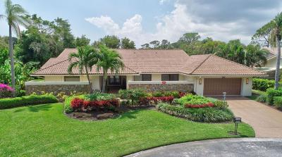 Delray Beach Single Family Home For Sale: 3554 Pine Lake Court