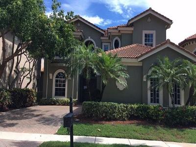 Delray Beach Single Family Home For Sale: 8012 Valhalla Drive