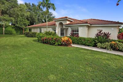 Delray Beach Single Family Home For Sale: 14219 W La Sedona Circle