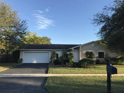 Boca Raton Single Family Home For Sale: 21230 Raindance Lane