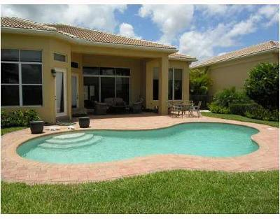 Palm Beach Gardens Single Family Home Contingent: 106 Tranquilla Drive