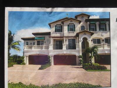 Jupiter Townhouse For Sale: 222 Tresana Boulevard #50