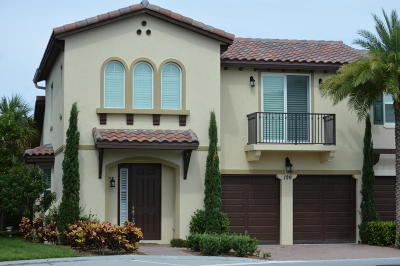 Townhouse For Sale: 126 Diamante Way