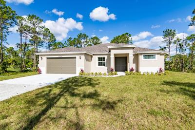 Acerage, Acreage, Acreage & Unrec, Acreage& Unrec, Acreage&unrec, Acreage, Loxahatchee, Acreage/Royal Ascott, Areage, Loxahatchee, Loxahatchee/Acreage, Royal Ascot Estates, Royal Palm Beach Acreage, The Acreage, The Acreage/Loxaha, Acarage Single Family Home For Sale: 14615 93rd Street