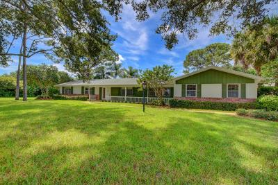 Palm Beach Gardens FL Single Family Home Sold: $485,000