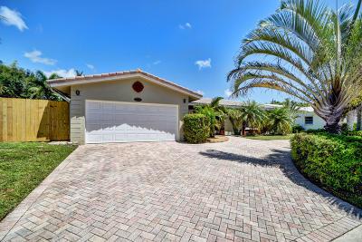 Boca Raton Single Family Home For Sale: 1319 SW 8th Street