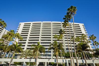 Addison On The Ocean, Addison On The Ocean In Boca Raton Condo Condo For Sale: 1500 S Ocean Boulevard #105