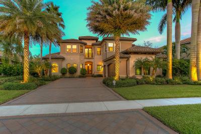 Delray Beach Single Family Home For Sale: 16806 Burlington Bristol Lane