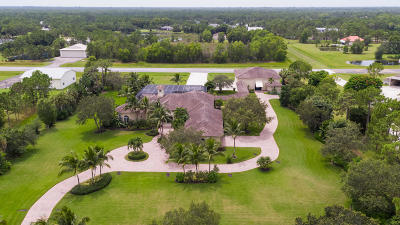 Jupiter Single Family Home For Sale: 2560 SE Downwinds Road
