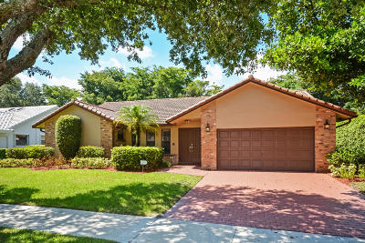 Boca Raton Single Family Home For Sale: 2524 NW 38th Street