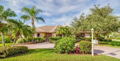 Port Saint Lucie Single Family Home For Sale: 1406 SW Osprey Cove