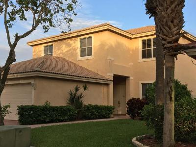 West Palm Beach Single Family Home For Sale: 4767 Victoria Circle