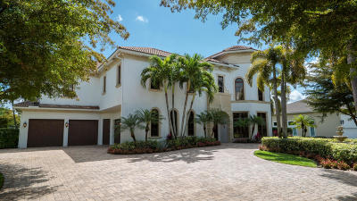 Palm Beach County Single Family Home For Sale: 2130 Windsock Way