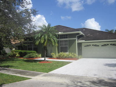 Preserve At Jupiter Single Family Home For Sale: 117 Cassily Way