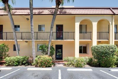 Boca Raton Condo For Sale: 806 SW 9th Street Circle #103