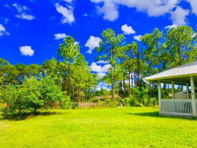 Loxahatchee Single Family Home Contingent: 16728 78th Road