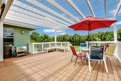 Palm Beach Gardens Single Family Home For Sale: 16069 73rd Terrace