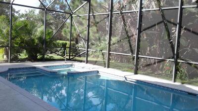Jensen Beach Single Family Home For Sale: 3916 NW Deer Oak Drive