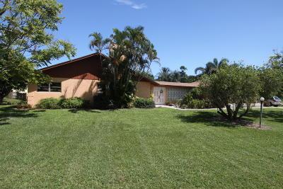 Stuart Single Family Home For Sale: 3064 SE Quanset Circle
