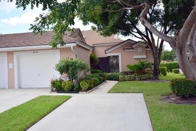 Boca Raton Single Family Home For Sale: 8348 Sunmeadow Lane