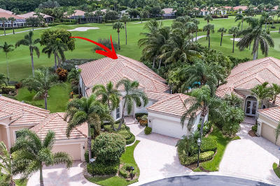 West Palm Beach Single Family Home For Sale: 8681 Falcon Green Drive