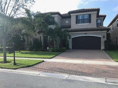 Delray Beach Single Family Home For Sale: 16915 Bridge Crossing Circle