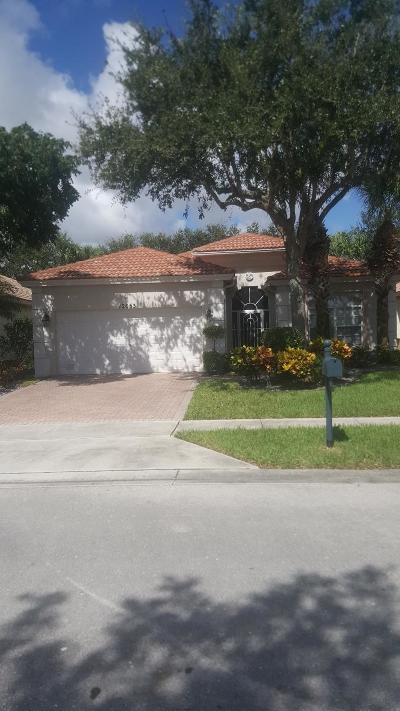 Boynton Beach Single Family Home For Sale: 12663 Via Lucia
