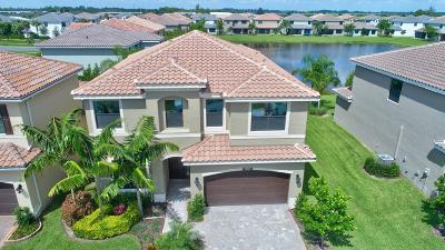 Delray Beach Single Family Home For Sale: 13827 Imperial Topaz Trail