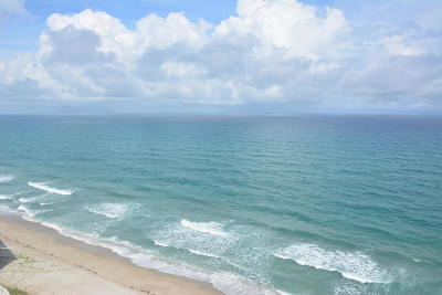Singer Island Rental For Rent: 5200 Ocean Drive #1203