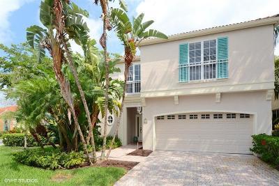 Palm Beach Gardens Single Family Home For Sale: 6 Via Sorrento
