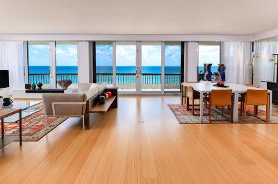 Palm Beach Condo For Sale: 2660 S Ocean Boulevard #401 N