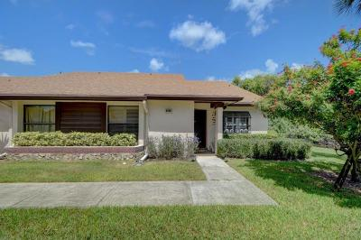 Boca Raton Single Family Home For Sale: 8286 Boca Glades Boulevard E