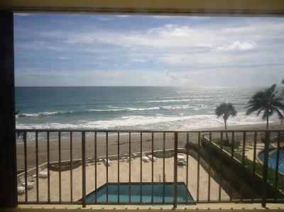Tequesta Condo For Sale: 200 S Beach Road #303