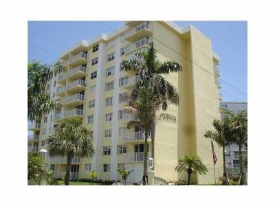 South Palm Beach Condo For Sale: 3540 S Ocean Boulevard #101