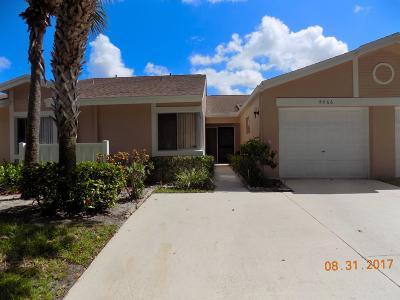 Boca Raton Single Family Home For Sale: 8066 Springside Court #E