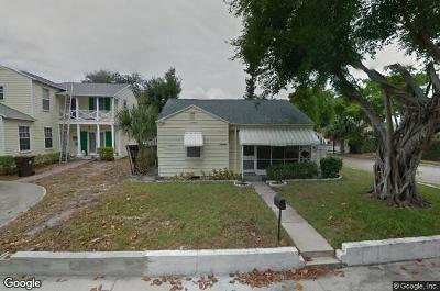 West Palm Beach Single Family Home For Sale: 2301 Parker Avenue
